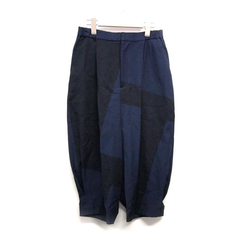 芽風|【大人のおしゃれ手帖1月号掲載】パンツ(07125107)